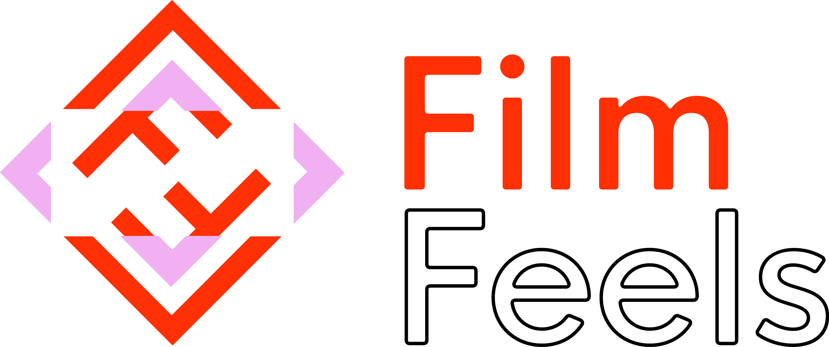 Film Feels_Full Lock Up_Logo